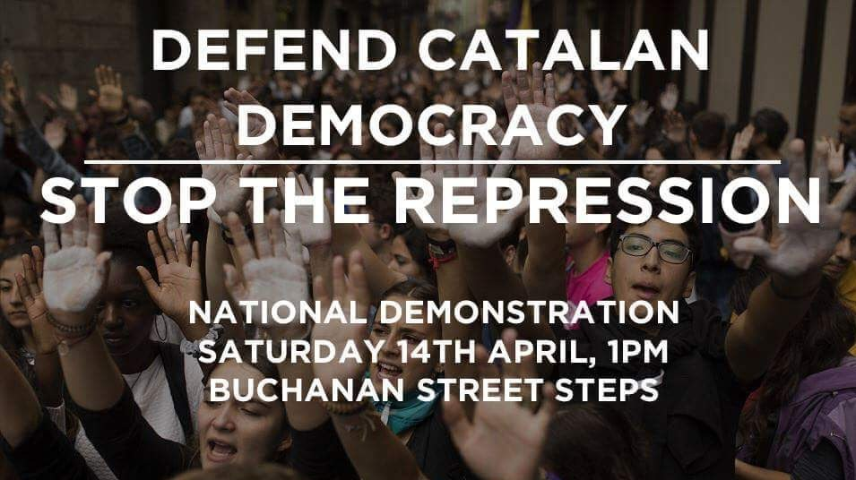 Defend Catalan Democracy
