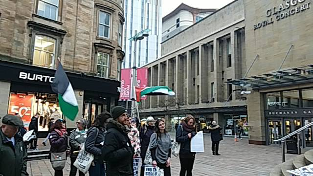 Protest for Gaza