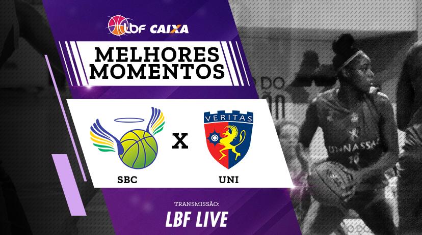 Melhores momentos de São Bernardo/Brazolin/Unip vs Uninassau