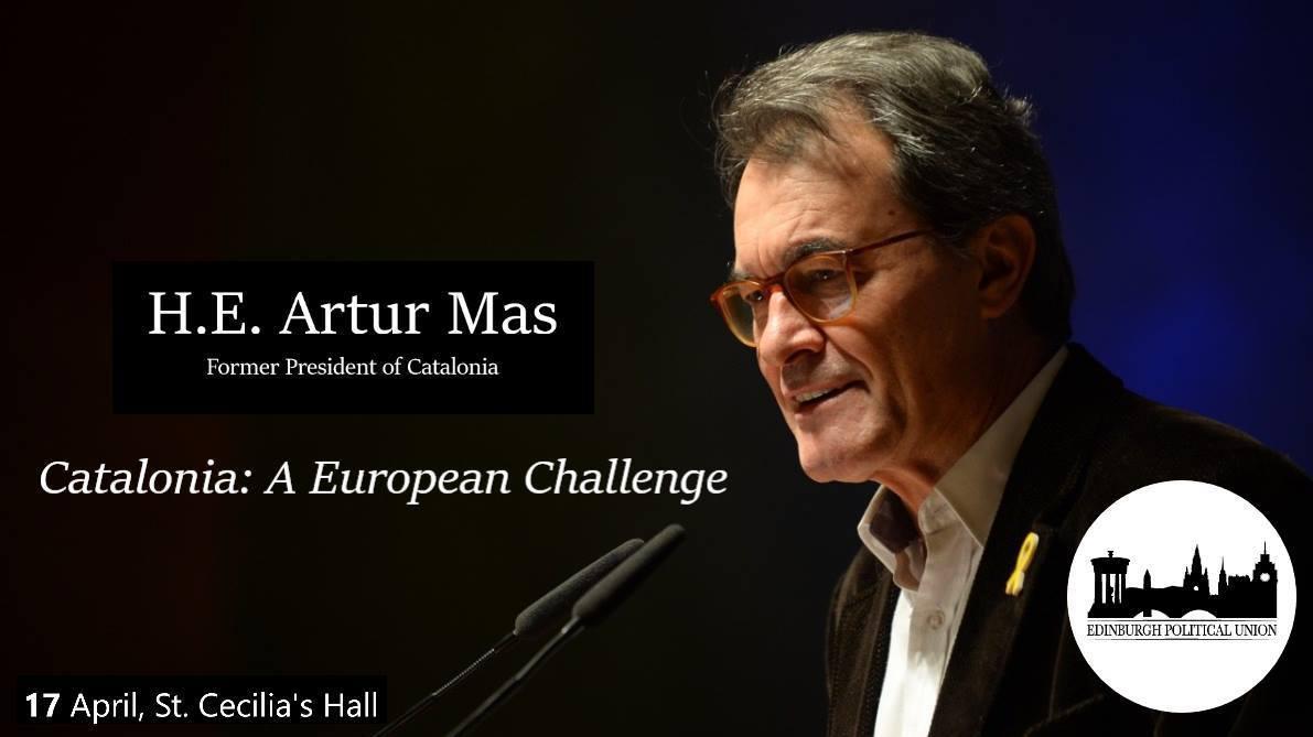Artur Mas: Catalonia - a European challenge