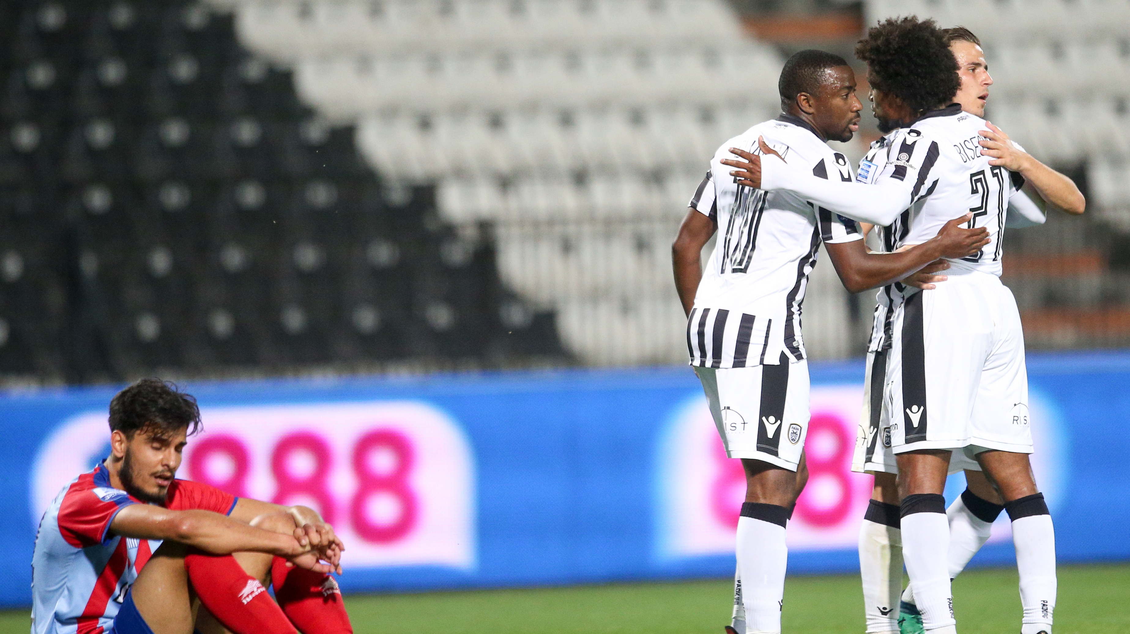 PAOK – Panionios: Highlights