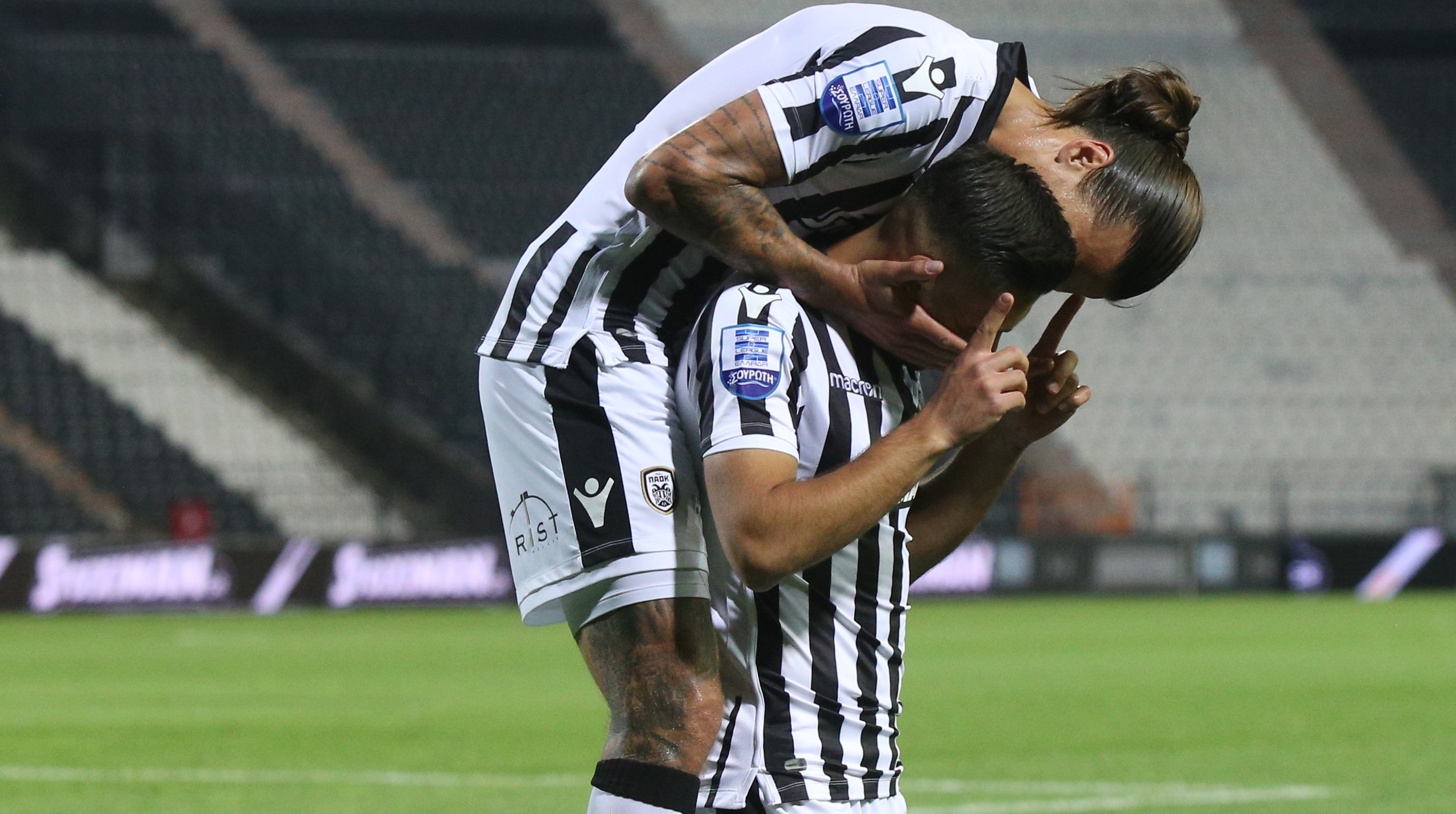 PAOK – Xanthi: Highlights