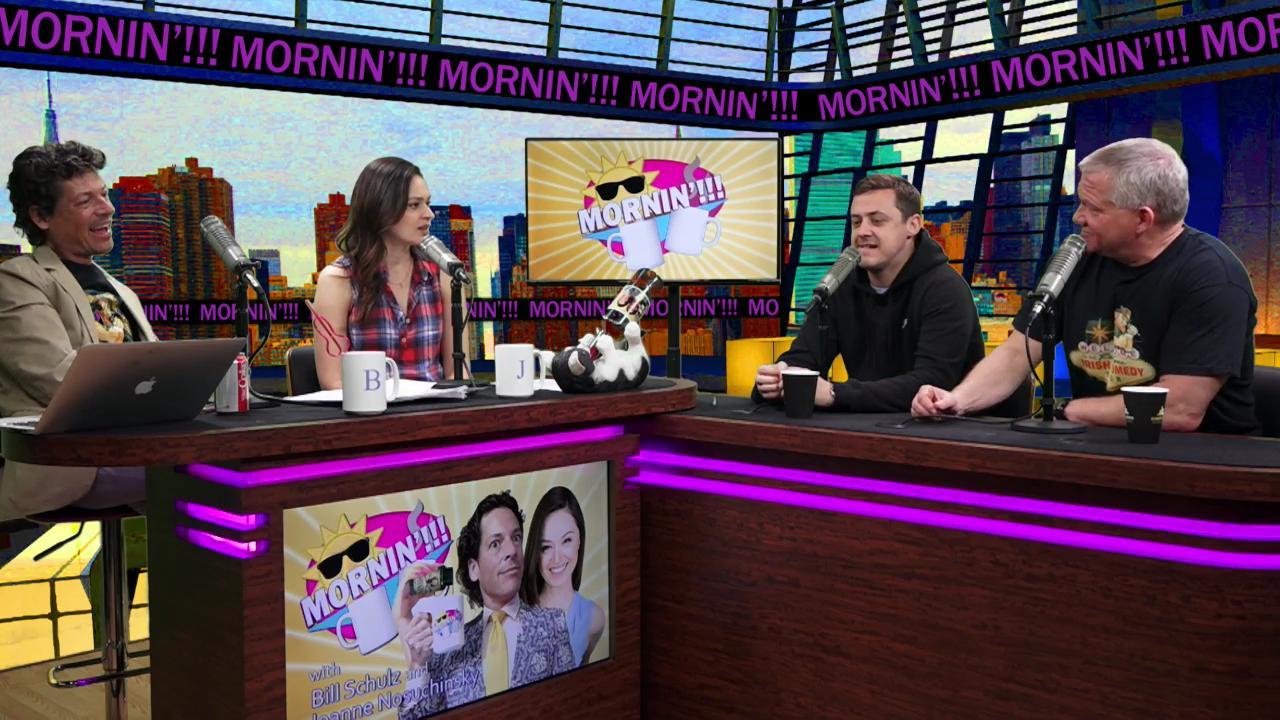 Compound Media   Shows   Mornin'!!! 332