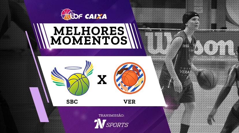Melhores momentos de São Bernardo/Brazolin/Unip vs Vera Cruz Campinas - Jogo 1