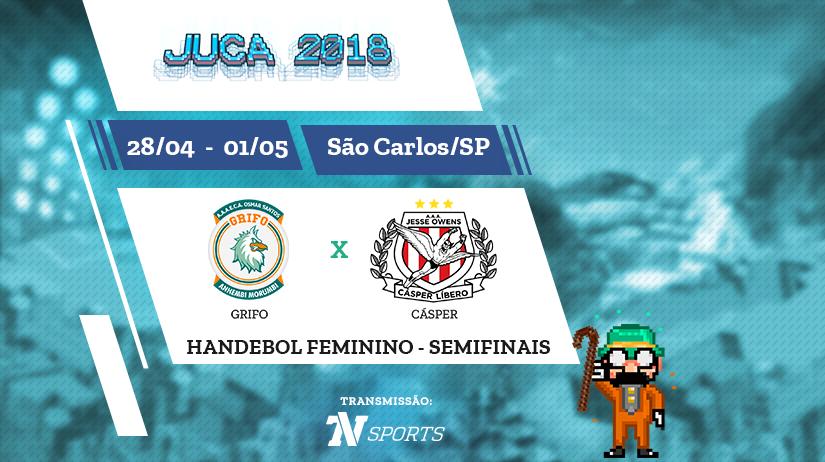 Juca - Hand Fem - Semi 1 - Grifo vs Cásper