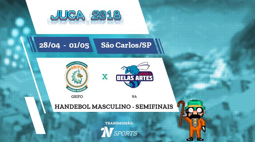 Juca - Hand Masc - Semi 2 - Grifo vs BA
