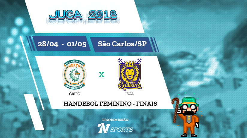 Juca - Hand Fem - Final - Grifo vs ECA - 12h00