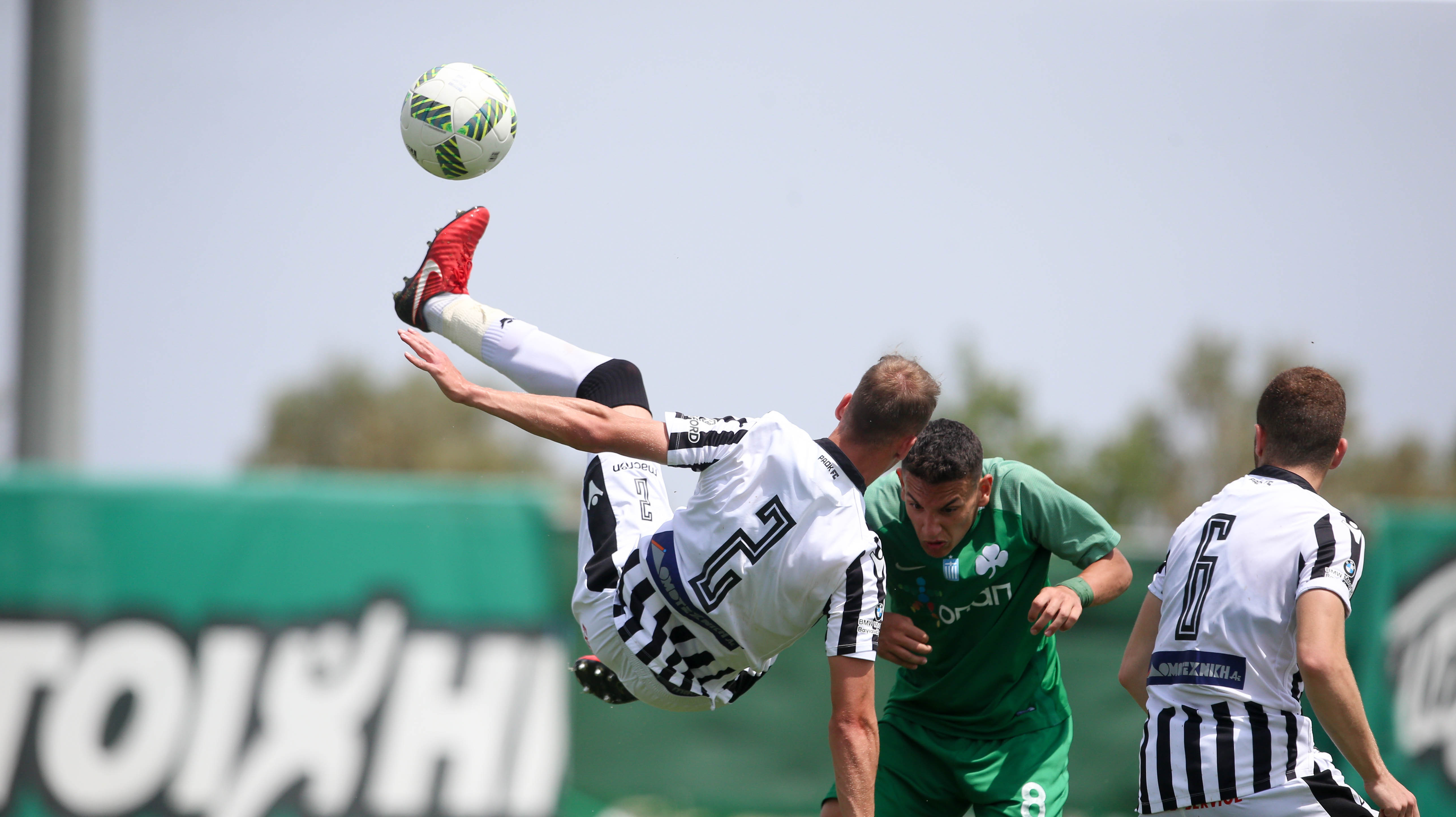 Panathinaikos U20 – PAOK U20: Highlights