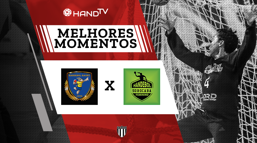 Melhores momentos de Bauru vs Sorocaba | Taça Paulistana | Feminino