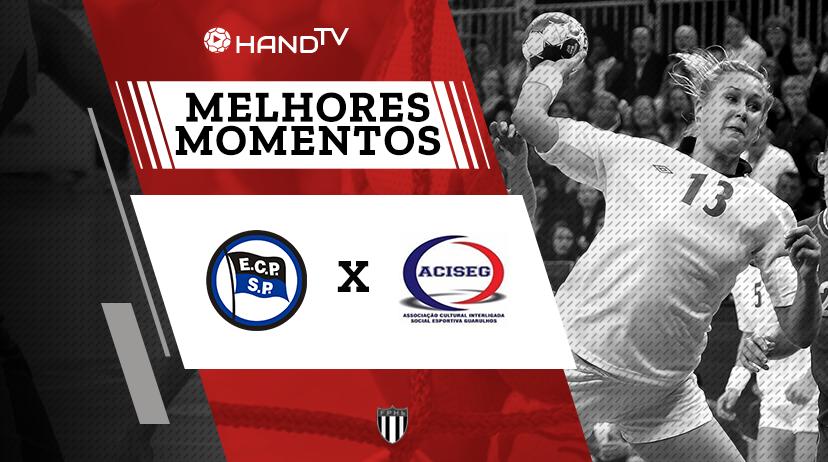 Melhores momentos de Pinheiros vs Guarulhos | Taça Paulistana | Feminino