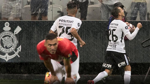 Melhores Momentos - Corinthians 2x0 Deportivo Lara - Libertadores 2018
