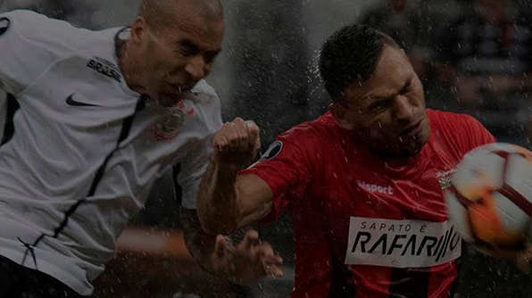 Gols - Corinthians 2x0 Deportivo Lara - Libertadores 2018