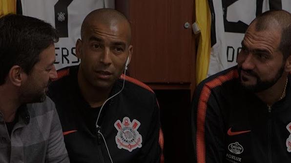 Bastidores - Millonarios 0x0 Corinthians - Libertadores 2018