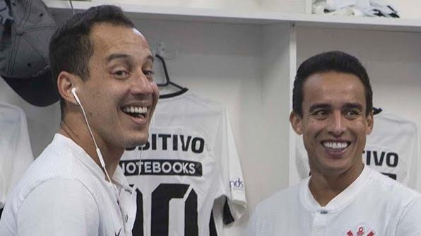 Bastidores - Paraná 0x4 Corinthians - Brasileirão 2018