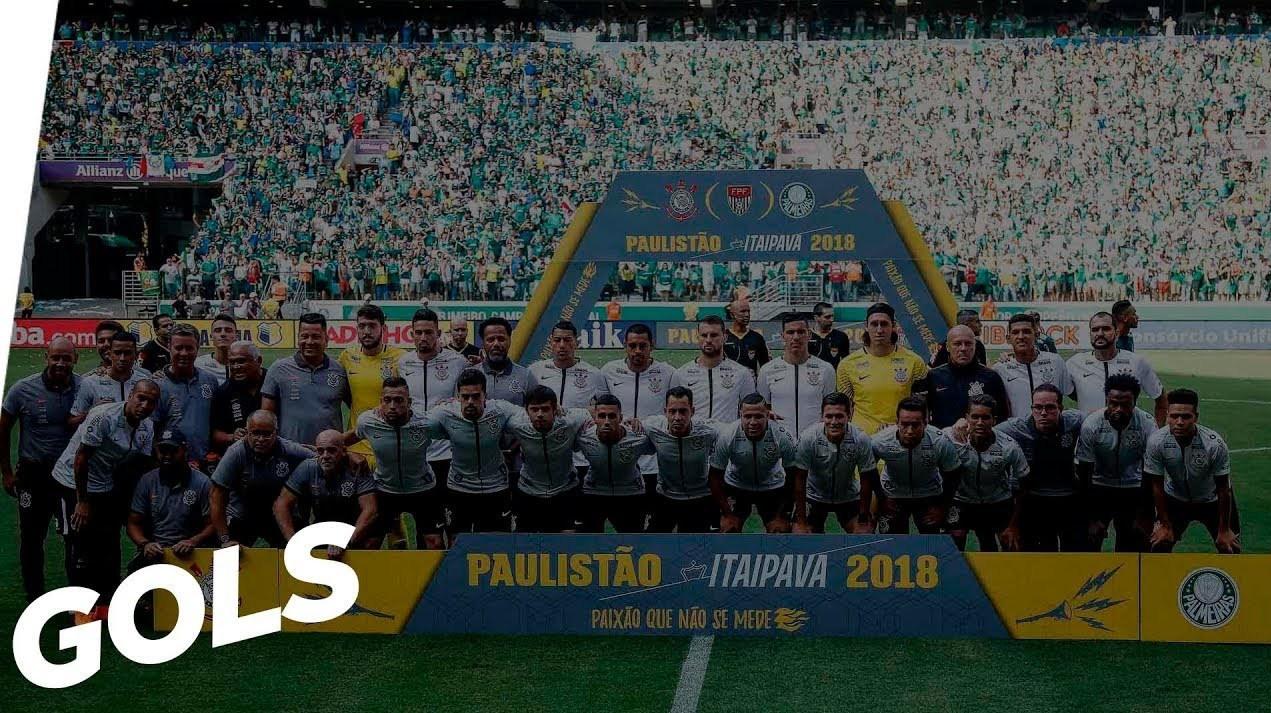 Todos os gols do título Paulista