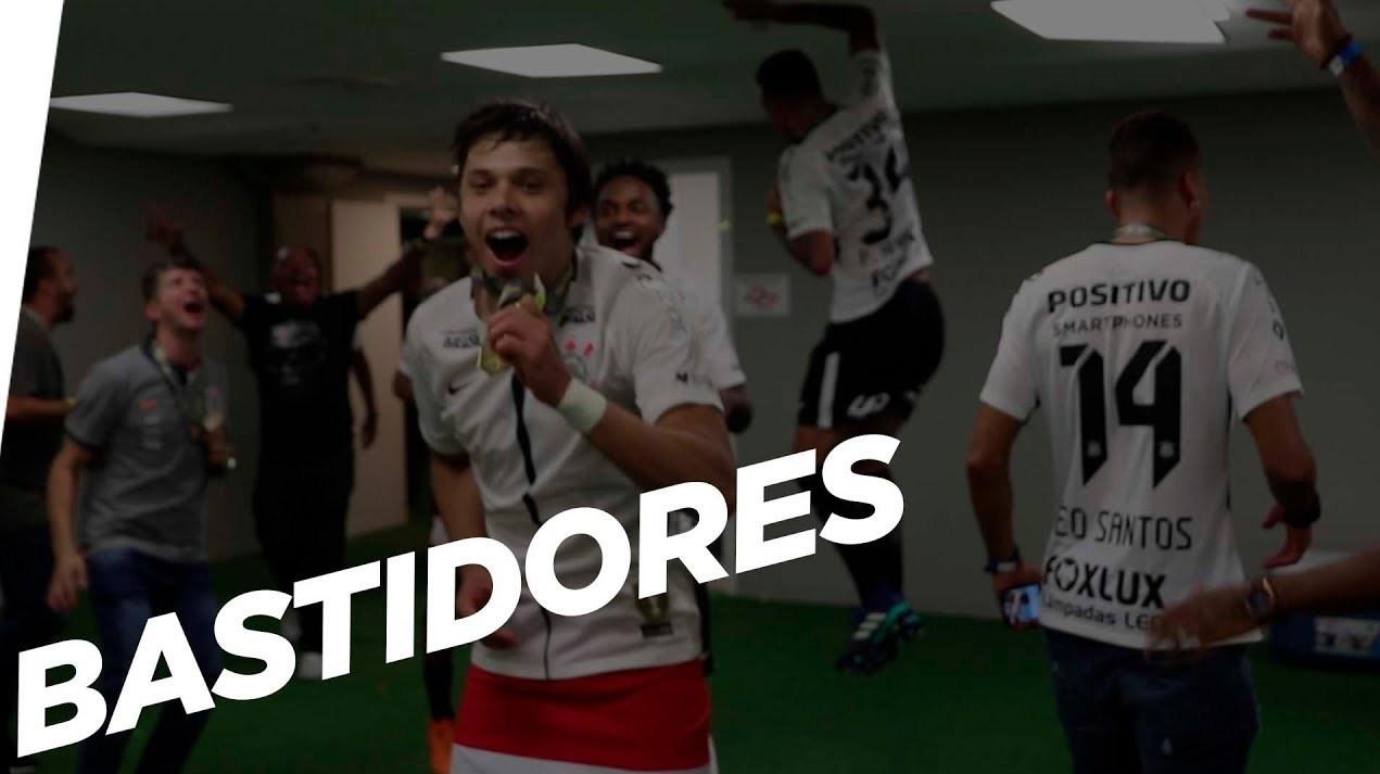 Bastidores - Palmeiras 0 (3x4) 1 Corinthians - Paulistão 2018