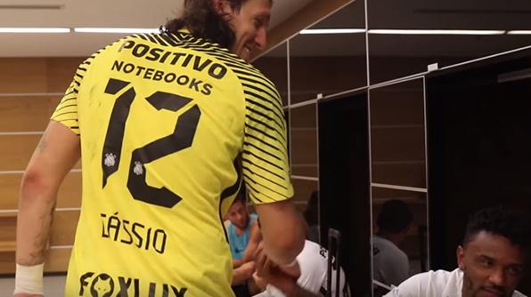 Bastidores - Corinthians 1 (5x4) 0 São Paulo - Paulistão 2018