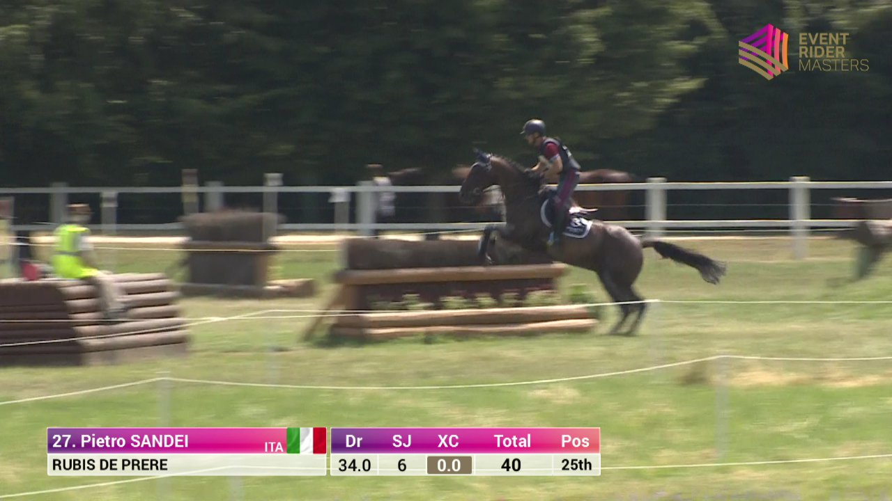 Haras de Jardy 2018 Cross Country