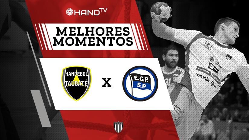 Melhores momentos de Taubaté vs Pinheiros | Taça Paulistana | Masculino