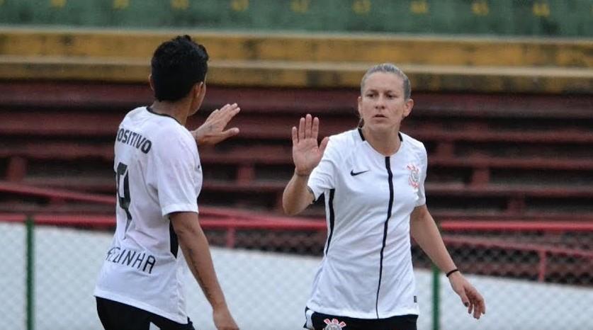 Gols e Bastidores - Corinthians 5x0 Centro Olímpico - Paulistão Feminino 2018