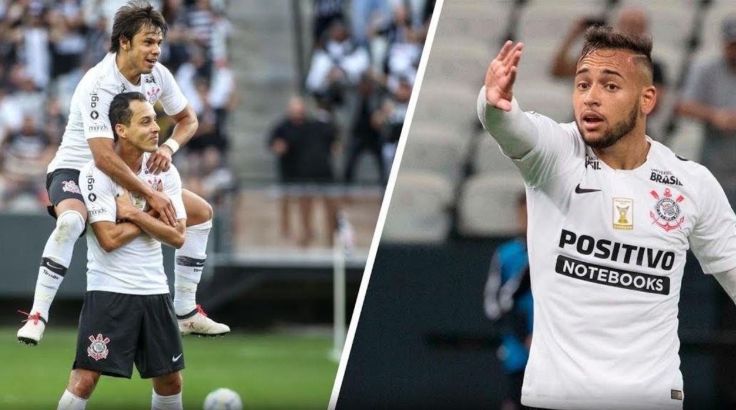 Gol e Pós Jogo - Corinthians 1x0 Palmeiras - Brasileirão 2018