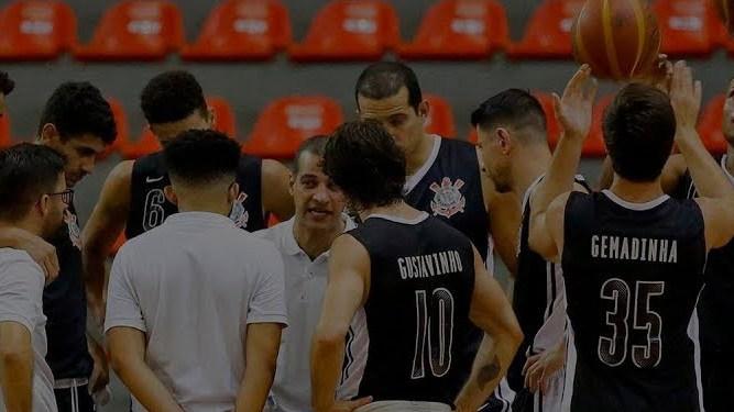 Corinthians x Unifacisa-PB - Liga Ouro de Basquete 2018