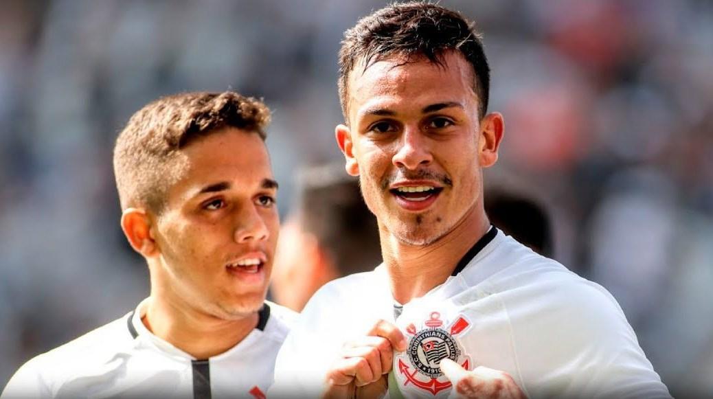 Gols e Pós jogo - Corinthians 2x1 São Paulo - Copa do Brasil Sub 20