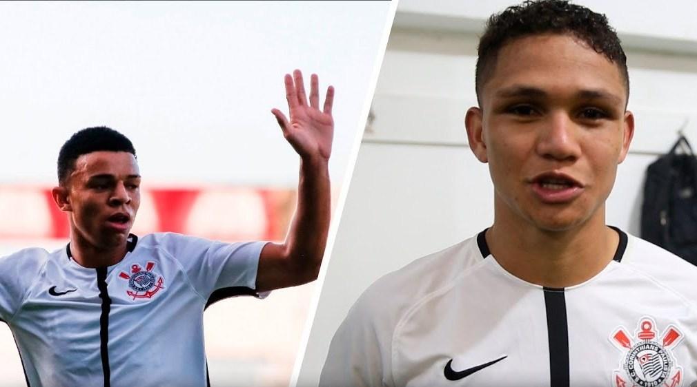 Gols e Pós-Jogo - Corinthians 2x0 Botafogo - Copa do Brasil Sub20