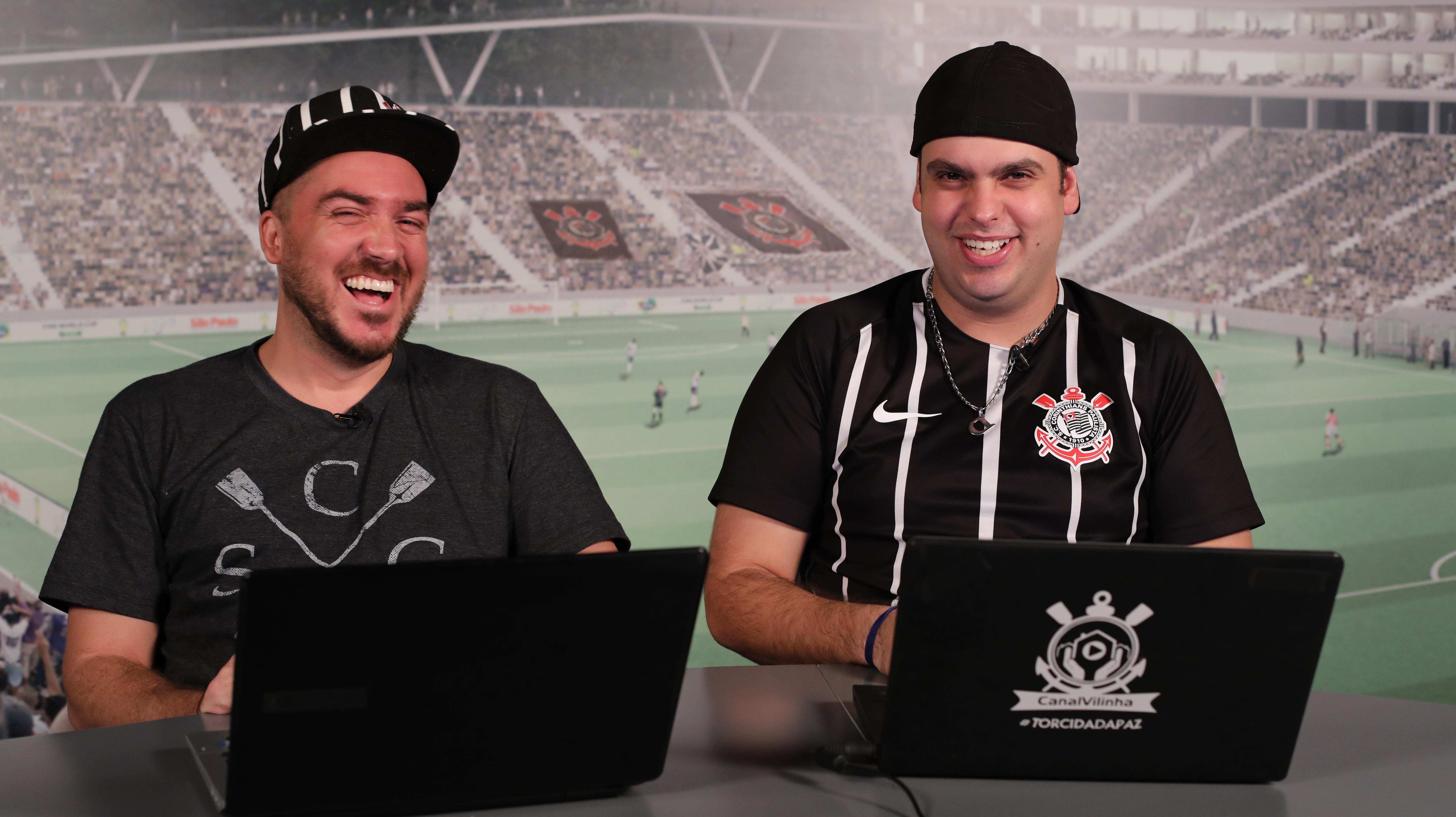 Vilinha News - Final no Morumbi e lançamento da Corinthians TV