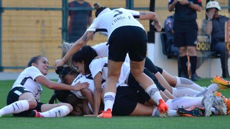 Bastidores e gols - Corinthians 2x1 Iranduba - Brasileirão Feminino 2018