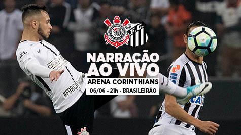 Narração | Corinthians x Santos - Brasileirão 2018