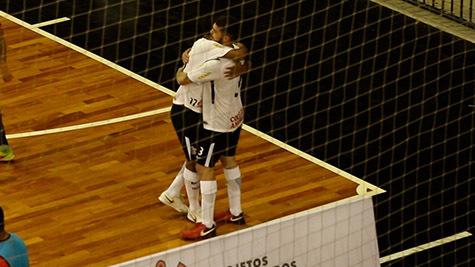 Gols - Corinthians 2x0 Hortolândia - Liga Paulista de Futsal