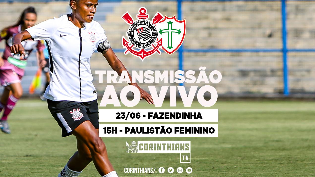 Corinthians x Portuguesa - Paulistão Feminino 2018