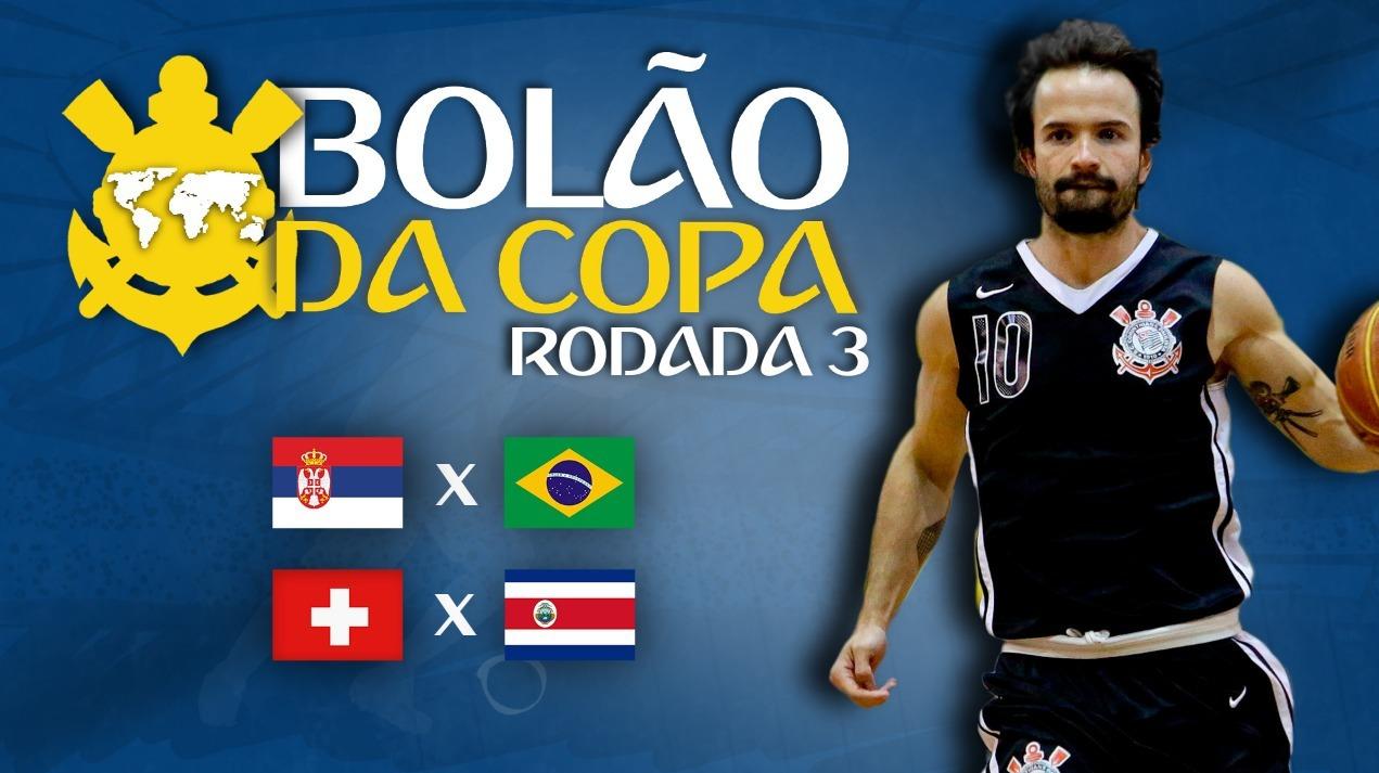 Bolão da Copa | Episódio 3