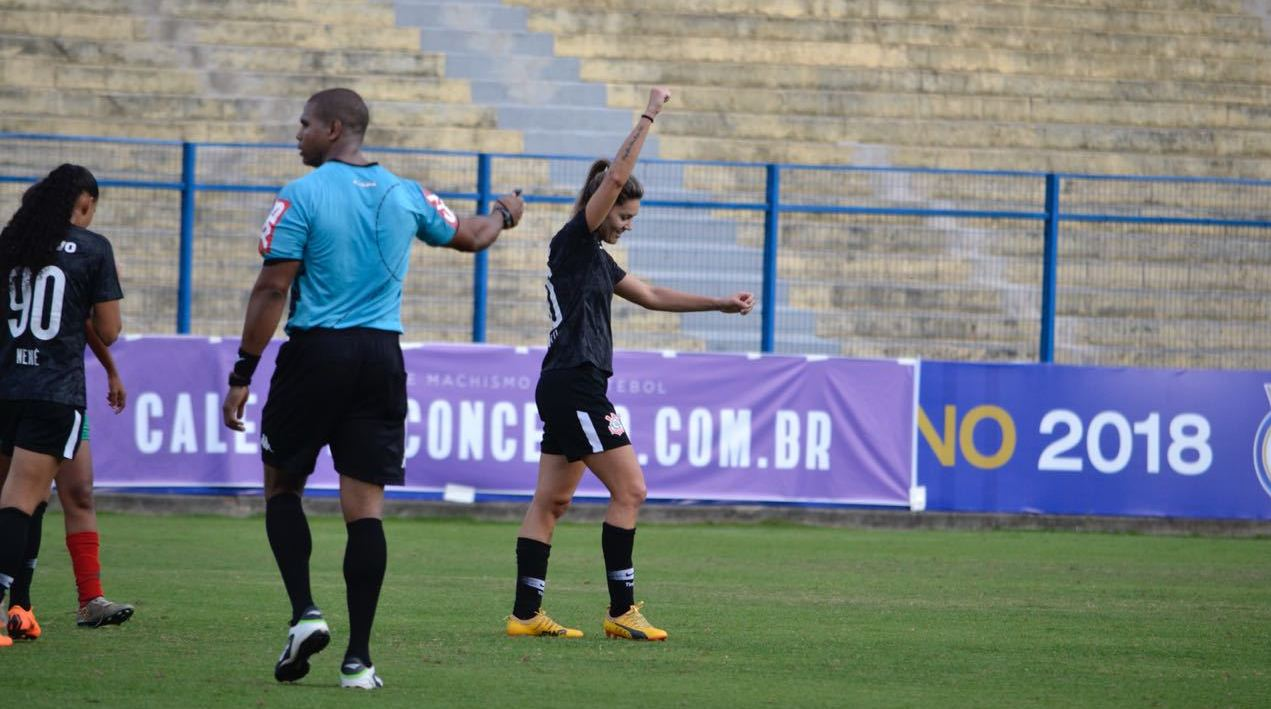 29/06 | Corinthians x Ferroviária - Brasileirão Feminino