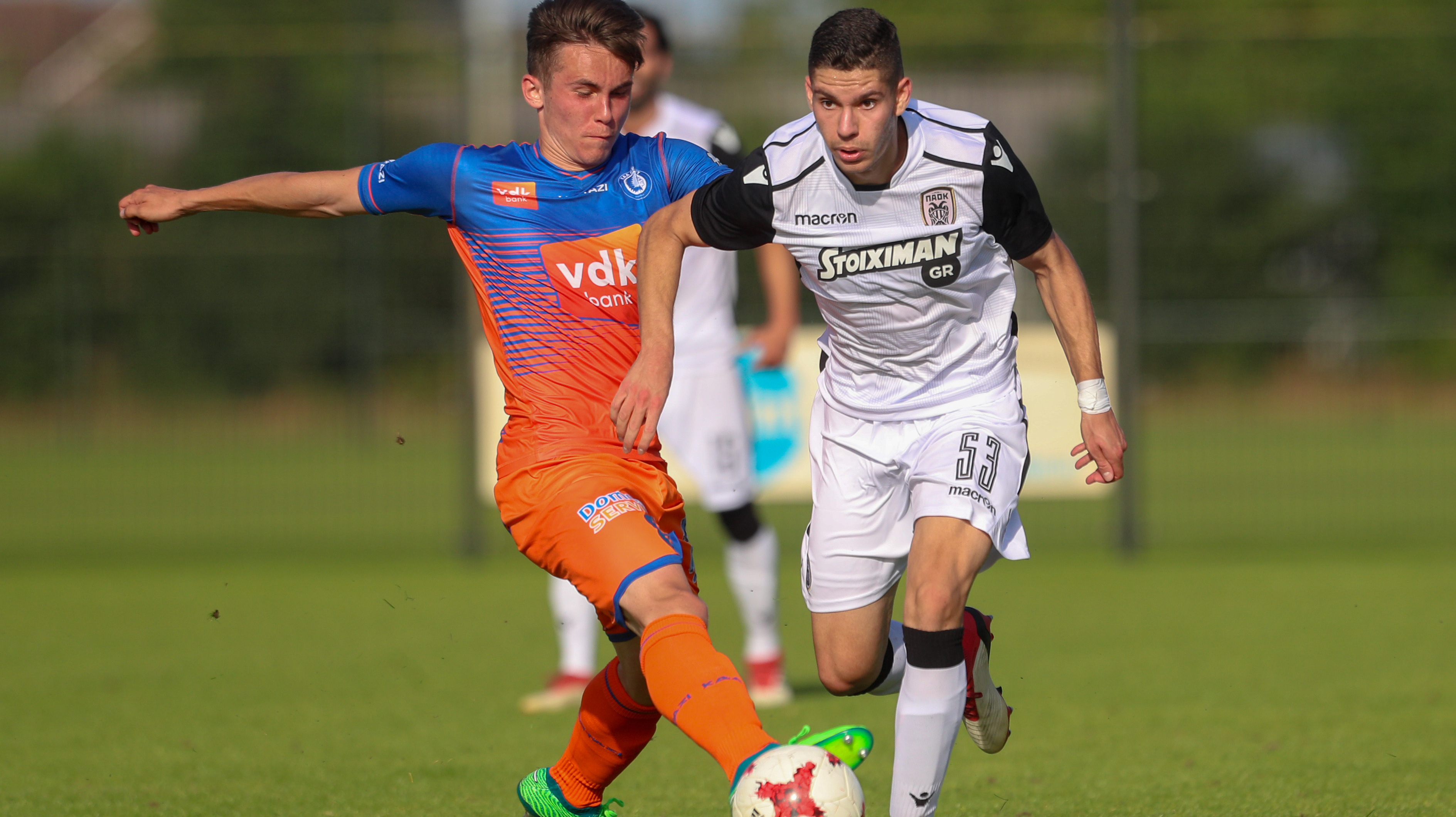 PAOK – KAA Ghent U23: Highlights