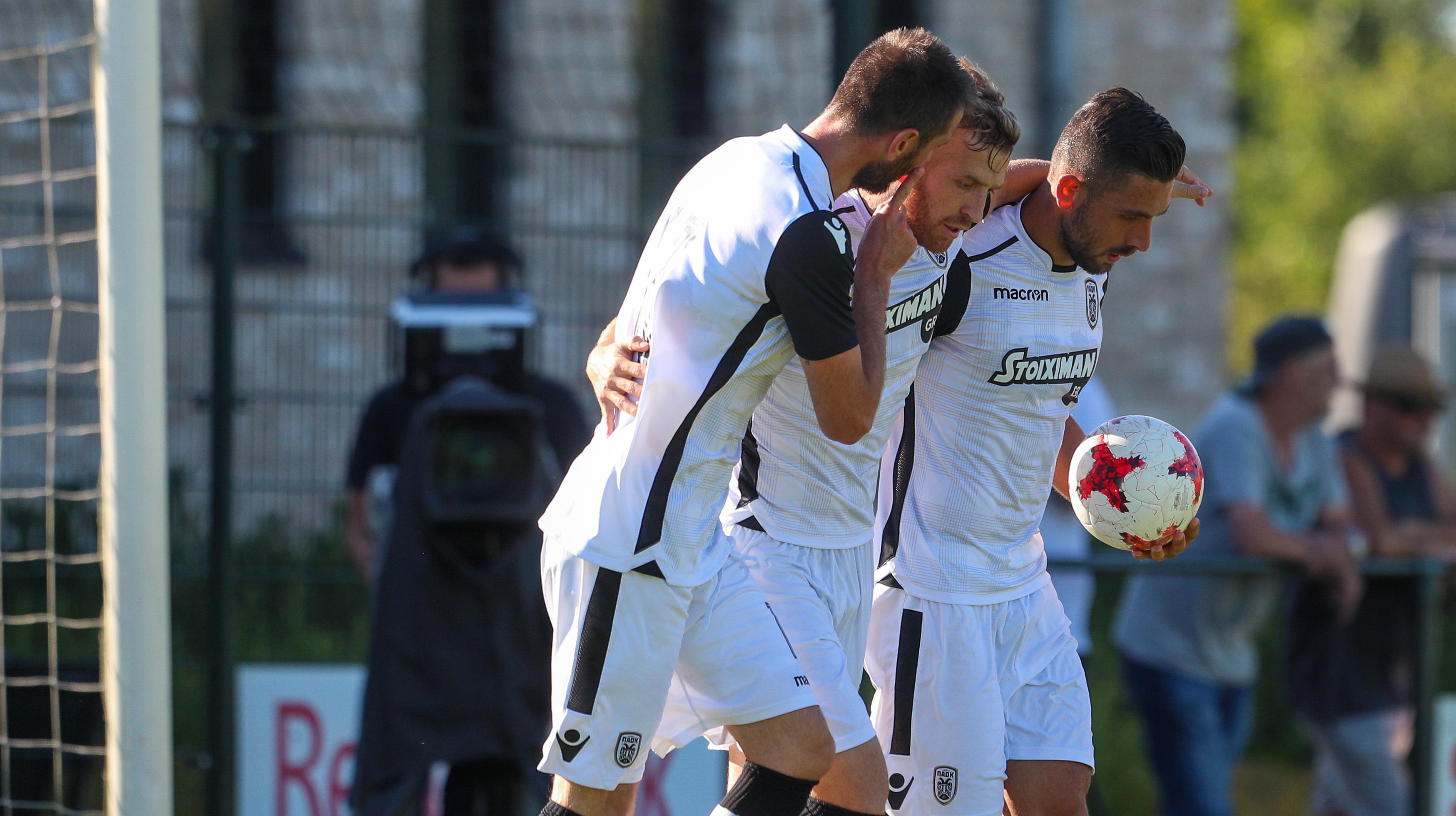 PAOK-FC Nordsjaelland 1-2