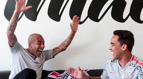 04/07 | Quiz do Timão - Especial Libertadores com Emerson Sheik