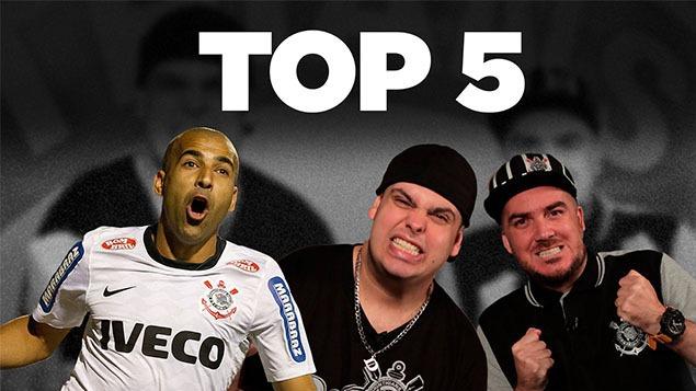 Top 5 Vilinha: gols do Corinthians na Libertadores 2012