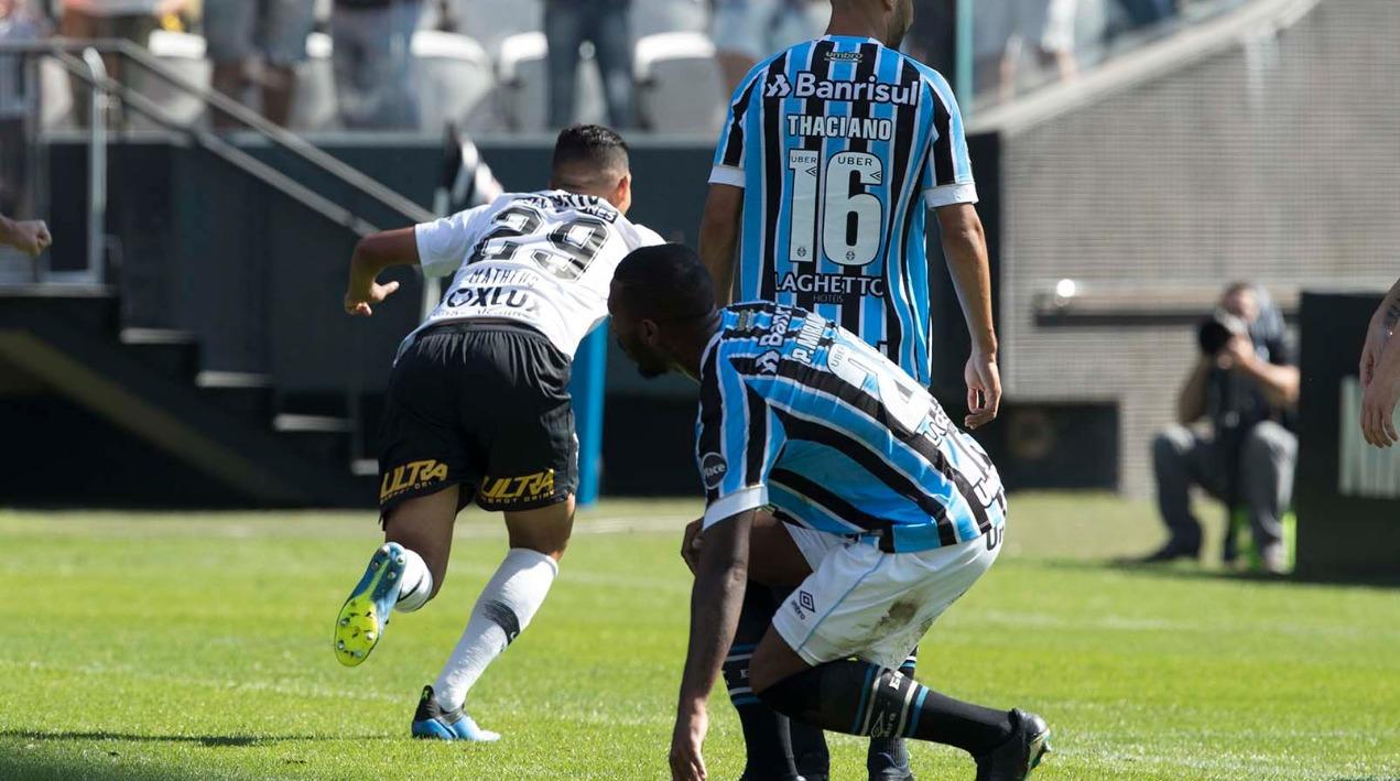 Melhores Momentos - Corinthians 2x1 Grêmio - Amistoso 2018