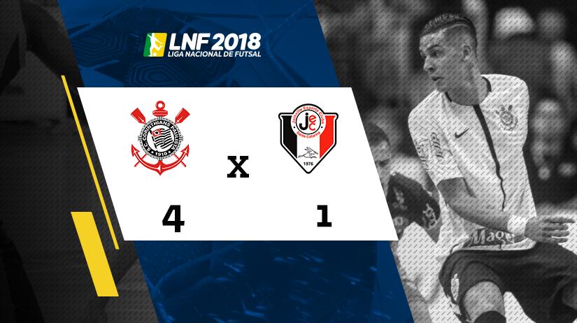 Corinthians vs Joinville