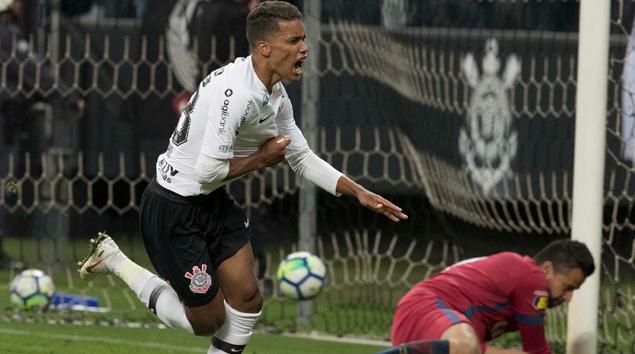 Gols - Corinthians 2x2 Cruzeiro - Amistoso 2018