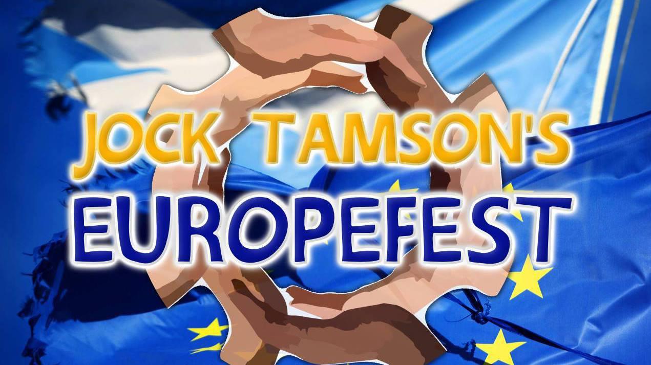 Jock Tamson's EuropeFest