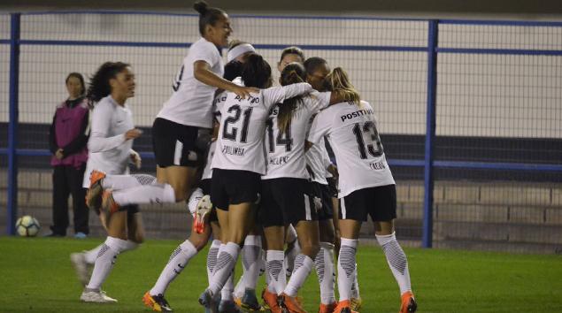 Gols e bastidores - Corinthians 1x0 Kindermann - Brasileirão Feminino 2018