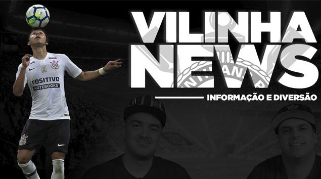 Vilinha News - Reforços novos e despedida do goleiro Guitta