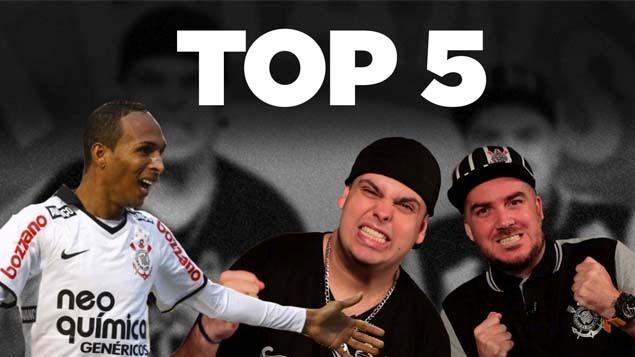 Top 5 Vilinha: títulos contra o São Paulo