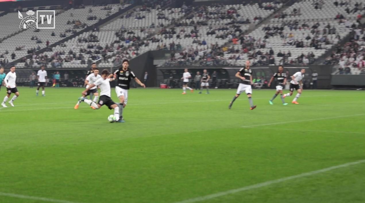 Gols - Corinthians x Botafogo - Brasileirão 2018