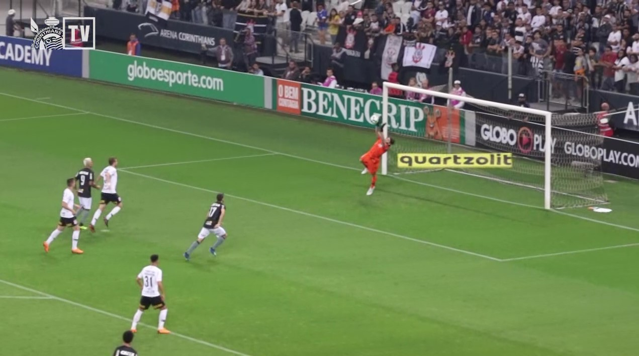Melhores Momentos - Corinthians x Botafogo - Brasileirão 2018