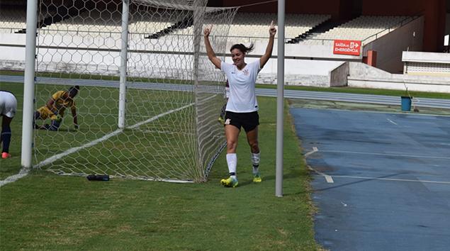 Gols - Corinthians 6x1 Pinheirense - Brasileirão Feminino 2018