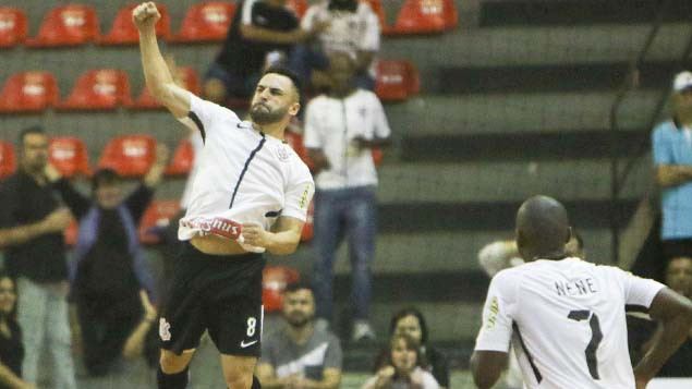 Pós-jogo - Corinthians 4x1 Joinville - LNF 2018